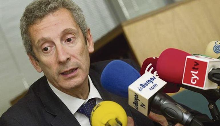 Richter José de la Mata Foto: EFE