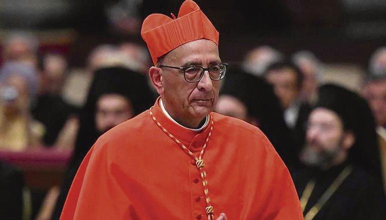 Erzbischof Juan José Omella Foto: EFE