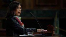Verteidigungsministerin Margarita Robles Foto: EFE