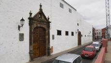 "Termiten nagen am Dach des altehrwürdigen Klosters der ""Concepcionistas Franciscanas"". Foto: Ayuntamiento de Garachico"