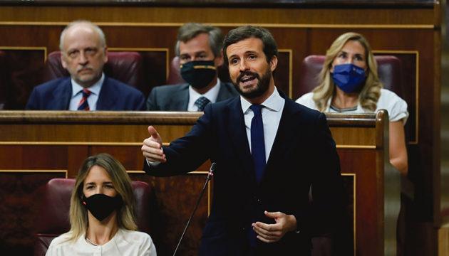 Pablo Casado (PP) Fotos: EFE