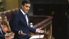 Pedro Sánchez (PSOE) Fotos: EFE