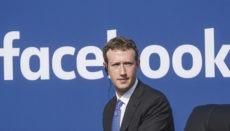 Mark Zuckerberg, Gründer des sozialen Netzwerks Facebook Foto: EFE