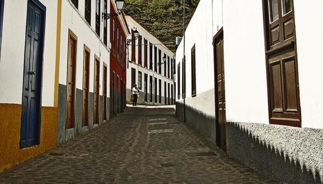 Agulo auf La Gomera_ Fotos: lospueblosmasbonitosdeespaña