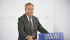 Der kanarische Wohnungsbauminister Sebastián Franquis stellte Anfang Januar eine neue Auflage der Mietbeihilfen für die Jahre 2020 und 2021 vor, die Bürgern zugute kommen, die von Kurzarbeit oder Arbeitslosigkeit betroffen sind. Foto: EFE