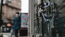 Immer mehr Geschäfte müssen aufgrund der Pandemiekrise für immer schließen. Foto: EFE