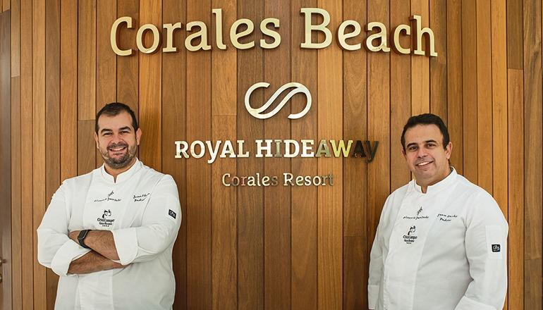 Die Brüder Juan Carlos und Jonathan Padrón Foto: BArceló