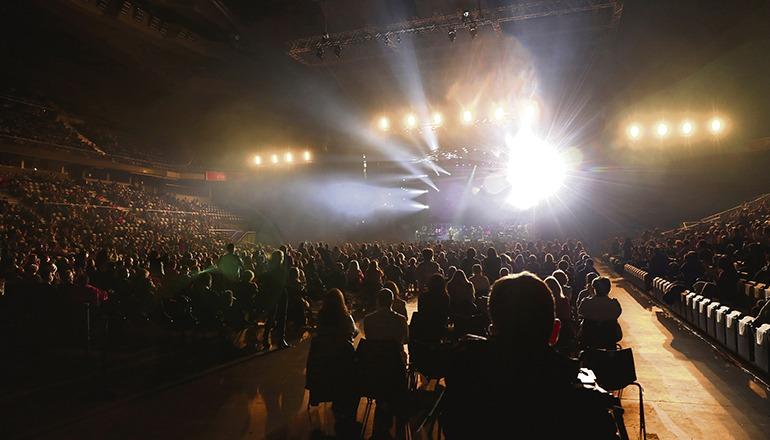 Sänger Raphael feierte am 19. Dezember in Madrid sein 60-jähriges Bühnenjubiläum. Foto: efe