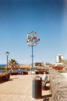 """Das Original von """"El Róbalo"""" – hier auf einem alten Archivbild – verschwand auf mysteriöse Weise. Foto: Ayto Puerto de la Cruz"""