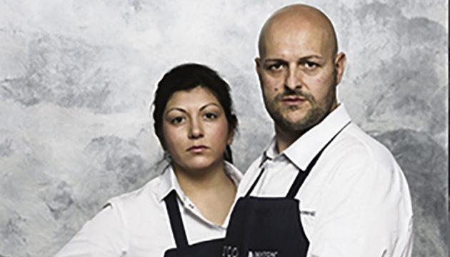 Chef Andrea Bernardi mit italienischen Wurzeln und Fernanda Fuentes aus Chile fusionieren in ihrem Nub lateinamerikanische und europäische Küche. Foto: nubrestaurante.com