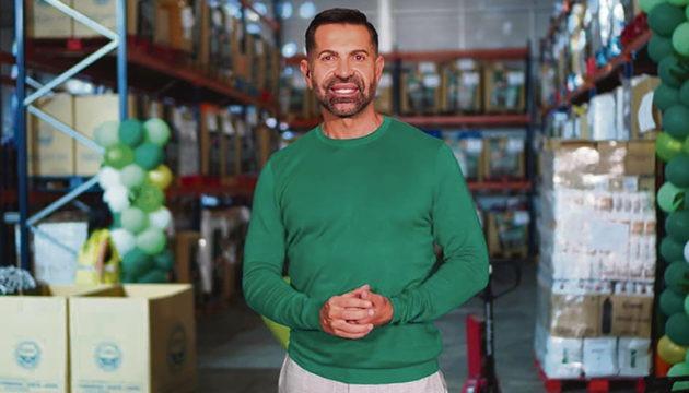 Manuel Artiles, Initiator der Spendenaktion Foto: mirame tv