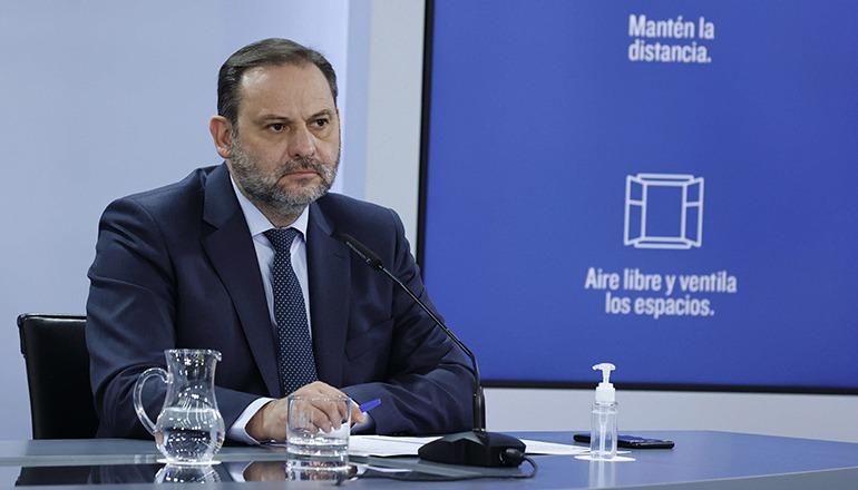 Minister José Luis Ábalos Foto: EFE