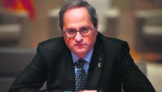 Quim Torra, Ex-Präsident von Katalonien Foto: EFE