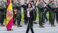 Margarita Robles, spanische Verteidigungsministerin Foto: EFE