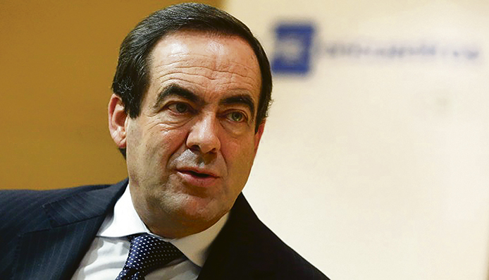 Ex-Minister José Bono Foto: efe