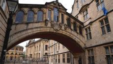 Ein Gebäude der Universität Oxford in Großbritannien Foto: EFe