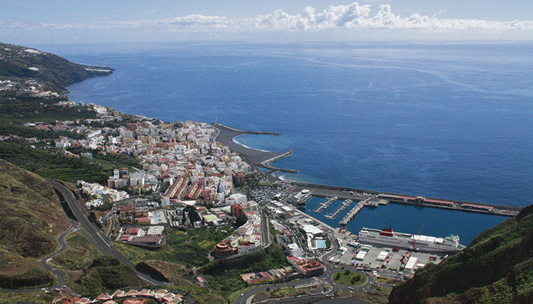 Santa Cruz de La Palma Foto: Ayuntamiento S/C de La Palma
