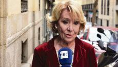 Esperanza Aguirre.Foto EFE