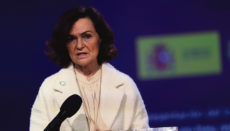Carmen Calvo, spanische Vizepräsidentin Foto: EFE
