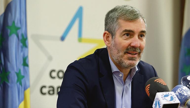 Fernando Clavijo Foto: efe