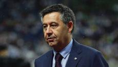 Gegen Josep Maria Bartomeu, den ehemaligen Präsidenten des FC Barcelona, wird wegen Veruntreuung und Korruption ermittelt. Foto: EFE