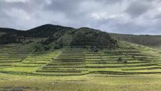 Die wunderbare Landschaft von Teno Alto und die Wandermöglichkeiten locken vor allem an den Wochenenden immer mehr Ausflügler an. Foto: wb