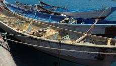 Die Schlepper setzten die unsicheren Pateras nicht nur ein, um Menschen vom afrikanischen Kontinent auf die Kanarischen Inseln zu bringen, sondern nutzten die Fahrten gleichzeitig für den Transport von Drogen. Foto: EFE