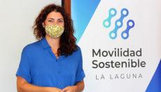 María José Roca leitet das Amt für nachhaltige Mobilität in La Laguna. Foto: Ayuntamiento de La Laguna