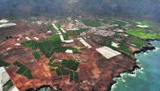 Buenavista del Norte war im Februar sechs Stunden lang ohne Strom. Foto: Fotos Aereas de Canarias