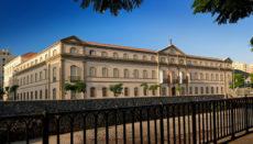 Das Museo de Naturaleza y Arqueología (MUNA) im Zentrum von Santa Cruz Foto: Cabildo de Tenerife