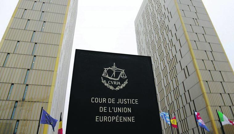Der Europäische Gerichtshof (EuGH) hat seinen Sitz in Luxemburg. Foto: EFE