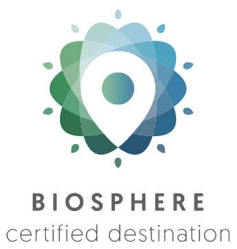 Biosphere Certified destination