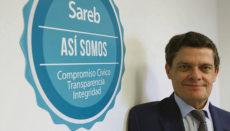 Jaime Echegoyen, Präsident der spanischen Bad Bank Sareb Foto: EFE
