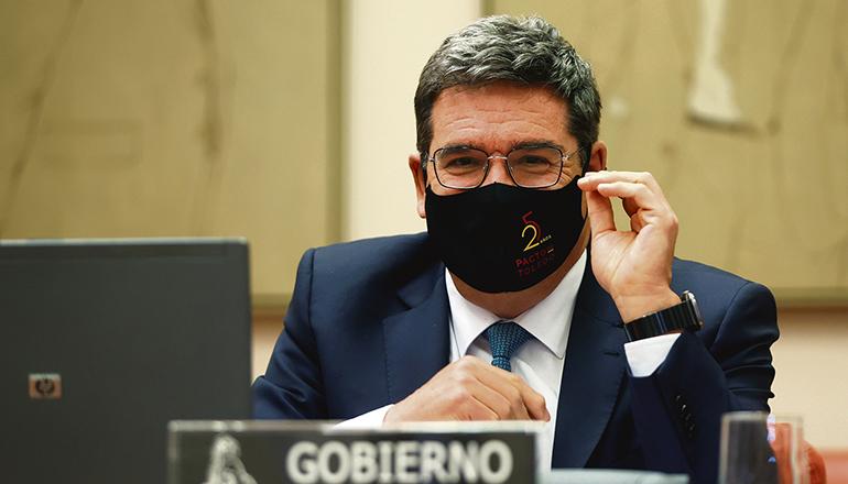 Minister José Luis Escrivá Foto: efe