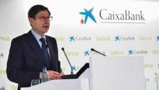 José Ignacio Goirigolzarri, Präsident der CaixaBank Foto: EFE