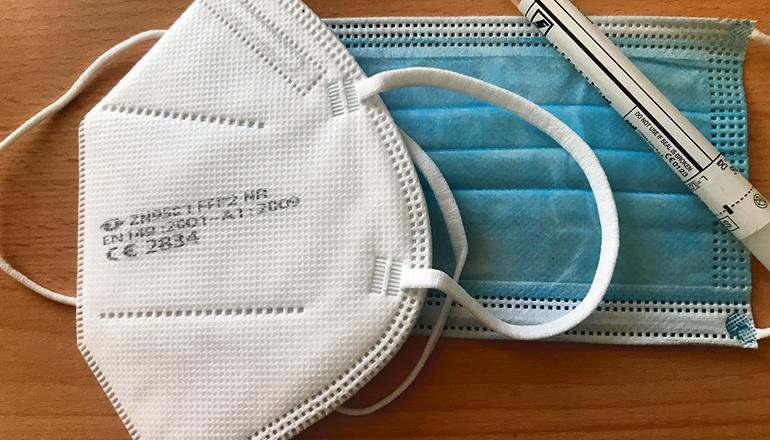 Die Stückpreise für Schutzmasken, Handschuhe, Desinfektionsmittel und Testzubehör schwankten im Verlauf des Jahres 2020 sehr stark. Foto: Pixabay