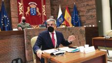Román Rodríguez, aktuell der kanarische Finanzminister und Vizepräsident, war in den Jahren 1999 bis 2003 Präsident der Kanarenregierung. Foto: Gobierno de Canarias