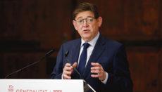 Ximo Puig, der Präsident der Regionalregierung von Valencia Foto: EFE
