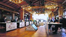 Das 27. Iberoamerikanische Gipfeltreffen fand im Fürstentum Andorra statt. Foto: EFE