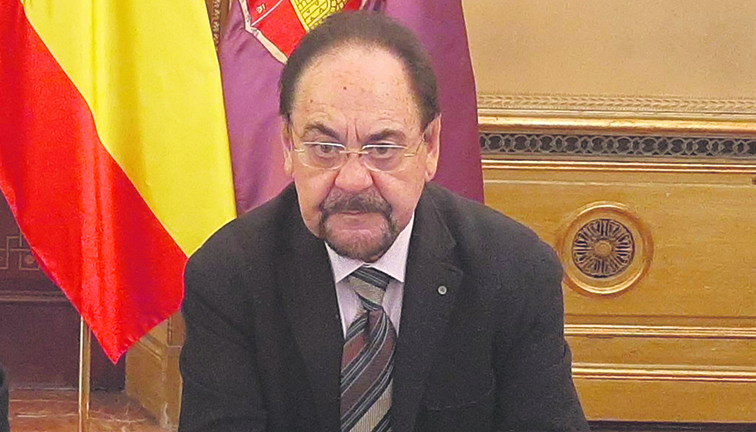 Ángel Guerra (PP) Foto: EFE