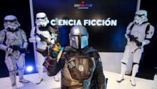 Stormtrooper Santa Cruz. Foto EFE