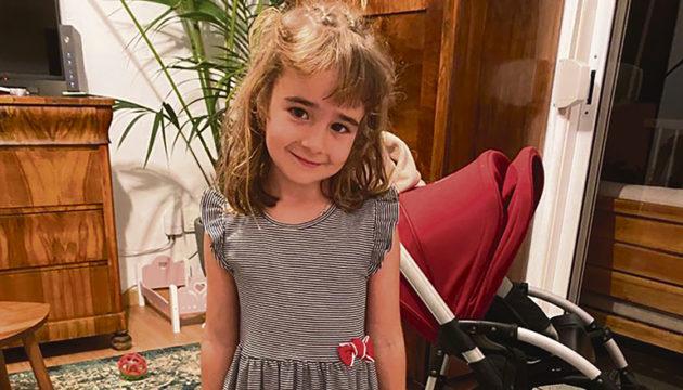 Olivia (6) Gimeno Zimmermann werden seit dem 27. April vermisst.