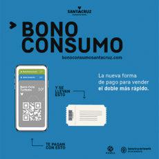 Die Bonos werden zum halben Preis verkauft. Foto: Ayto Santa Cruz