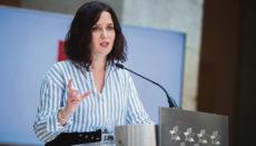 Isabel Ayuso, Präsidentin von Madrid Fotos: EFE