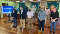 Die Bürgermeister von sieben Gemeinden im Nordwesten Teneriffas streben einen sparsamen Umgang mit den Trinkwasserressourcen an. Foto: Ayuntamiento Buenavista del Norte