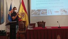 Experten informierten im Rahmen einer Tagung in Tacoronte über den Fortgang der Termitenbekämpfung. Foto: Ayuntamiento Tacoronte