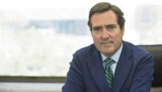 Antonio Garamendi, Präsident des CEOE Foto: EFE