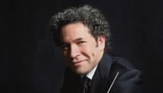 Der venezolanische Dirigent wird bei vier Konzerten des FIMC am Pult stehen. Foto: DAnny Clinch for LA Philharmonic Orchestra