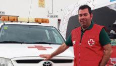 José Luis Camisón Foto: Cruz Roja