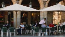 In der Gastronomie steigt die Anzahl der Beschäftigen wieder. Foto: EFE